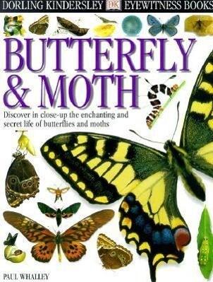 Butterfly & Moth als Buch