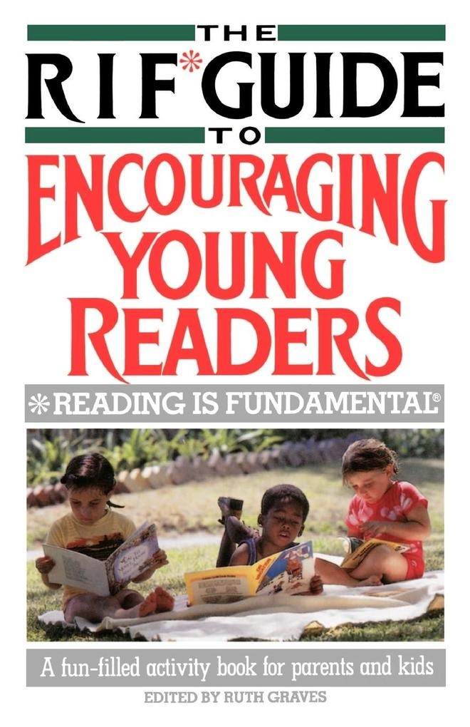 The RIF Guide to Encouraging Young Readers als Taschenbuch