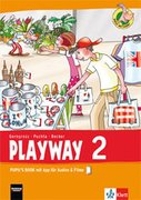 Playway ab Klasse 1. 2.Schuljahr. Pupil's Book mit App für Filme&Audios. Nordrhein-Westfalen