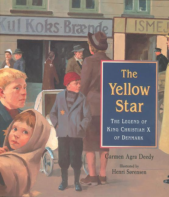 The Yellow Star: The Legend of King Christian X of Denmark als Buch