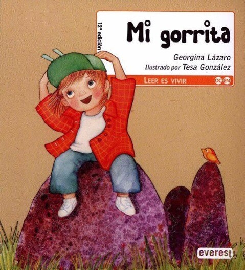 Mi Gorrita = My Cap als Taschenbuch