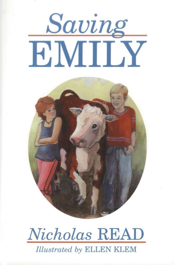 Saving Emily als Taschenbuch