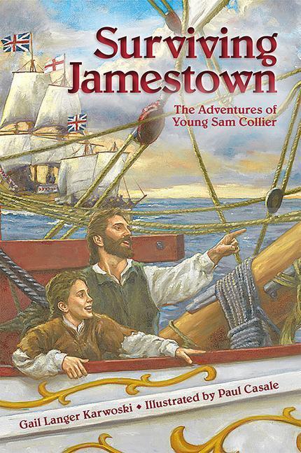 Surviving Jamestown: The Adventures of Young Sam Collier als Taschenbuch
