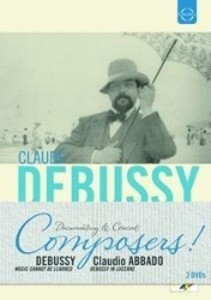 Composers! Claude Debussy