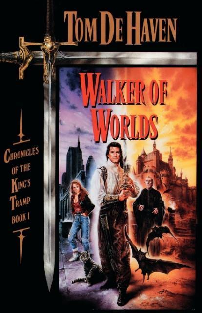 Walker of Worlds als Taschenbuch