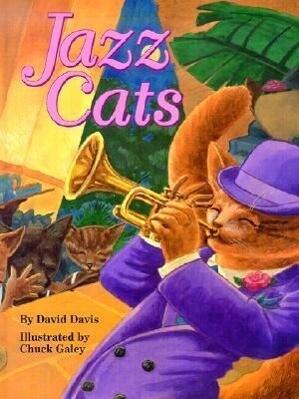 Jazz Cats als Buch