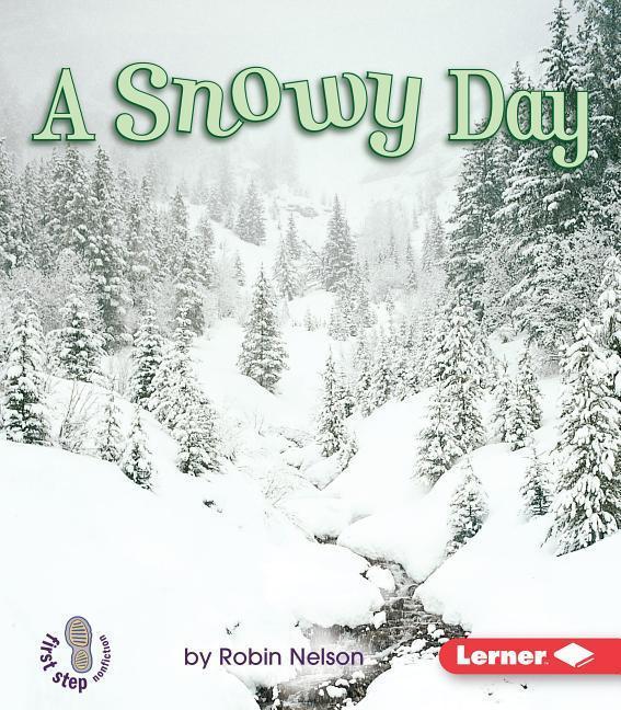 A Snowy Day als Taschenbuch