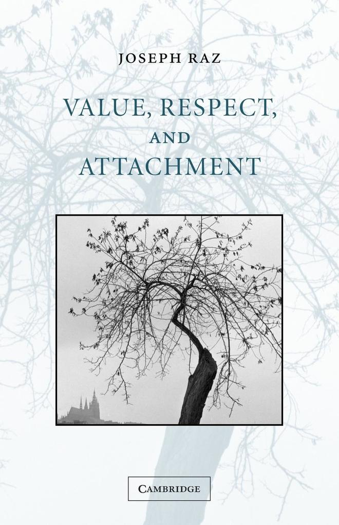 Value, Respect, and Attachment als Buch