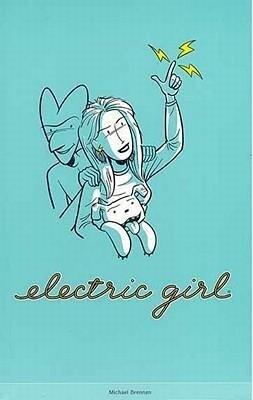 Electric Girl Volume 1 als Taschenbuch