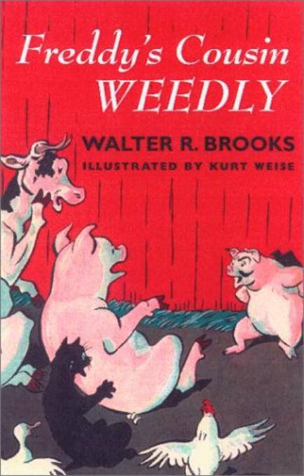 Freddy's Cousin Weedly als Buch