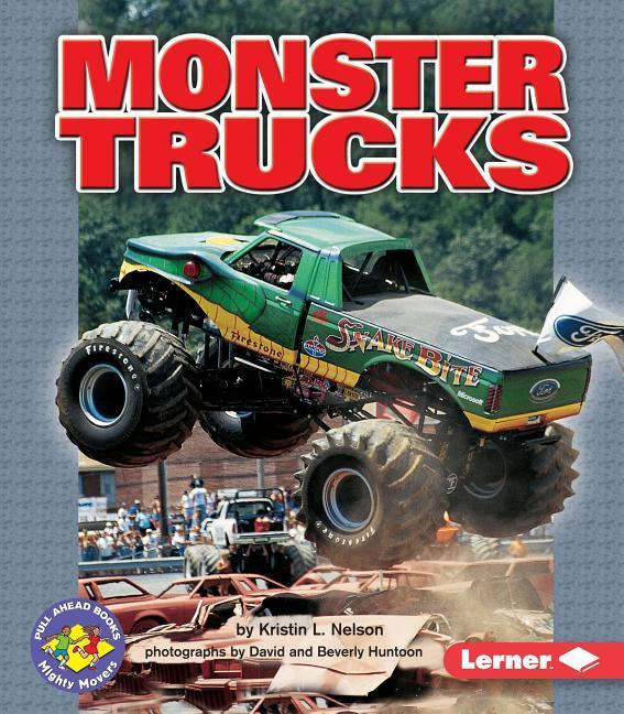 Monster Trucks als Taschenbuch