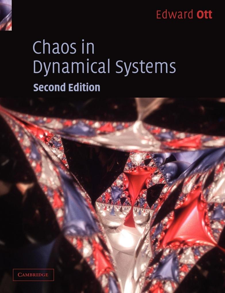 Chaos in Dynamical Systems als Buch