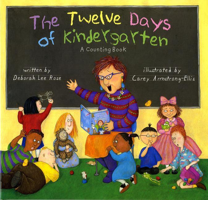 The Twelve Days of Kindergarten als Buch