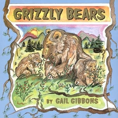 Grizzly Bears als Buch