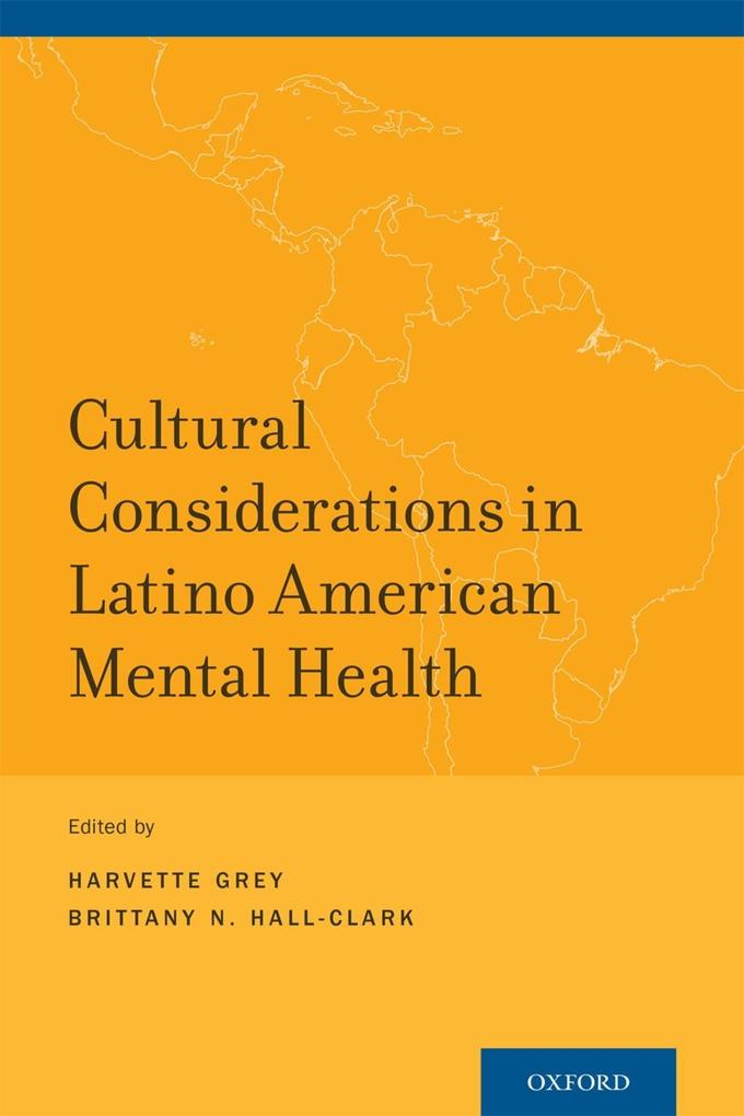 Cultural Considerations in Latino American Ment...