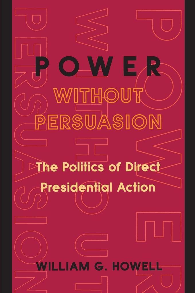 Power without Persuasion als Taschenbuch