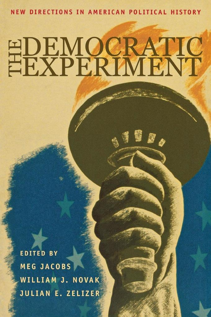 The Democratic Experiment: New Directions in American Political History als Taschenbuch