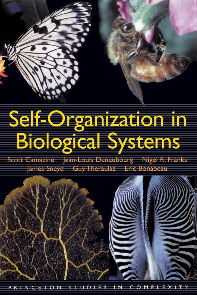 Self-Organization in Biological Systems als Buch