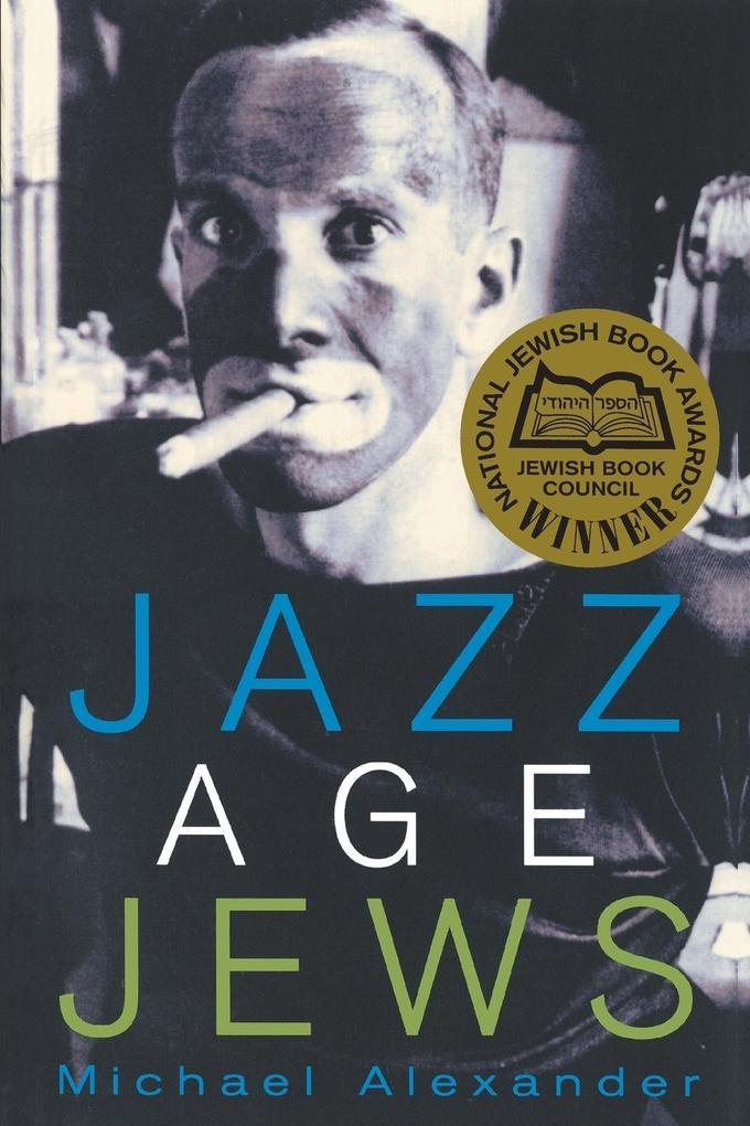 Jazz Age Jews als Taschenbuch