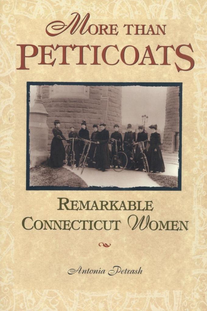 Remarkable Connecticut Women als Taschenbuch