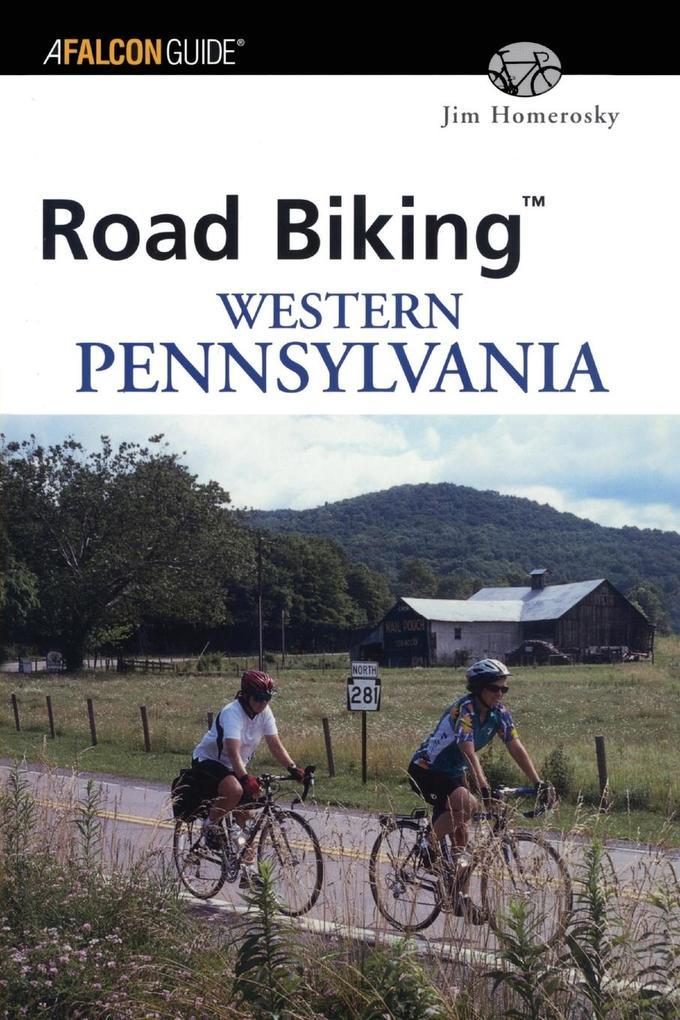 Road Biking Western Pennsylvania als Taschenbuch