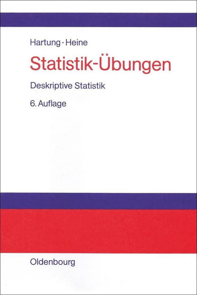 Statistik-Übungen als eBook pdf