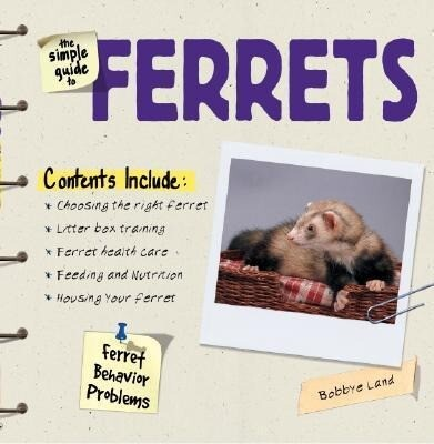 The Simple Guide to Ferrets als Taschenbuch