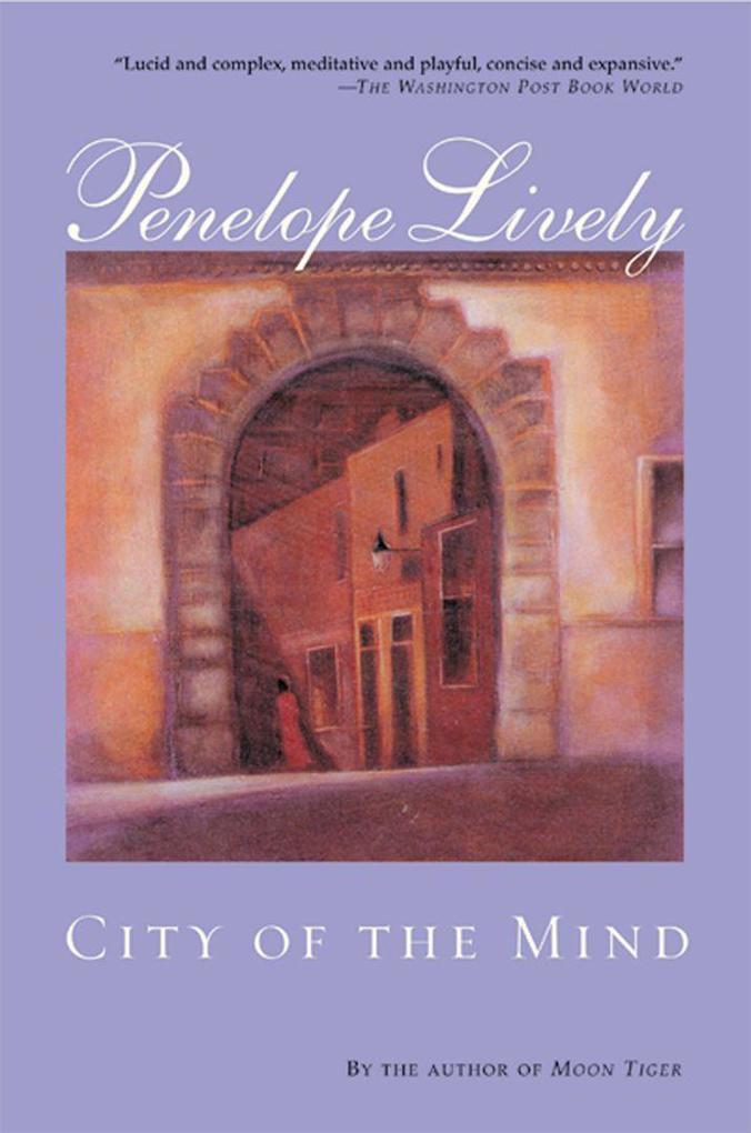 City of the Mind als Taschenbuch