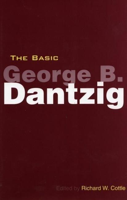 The Basic George B. Dantzig als Buch