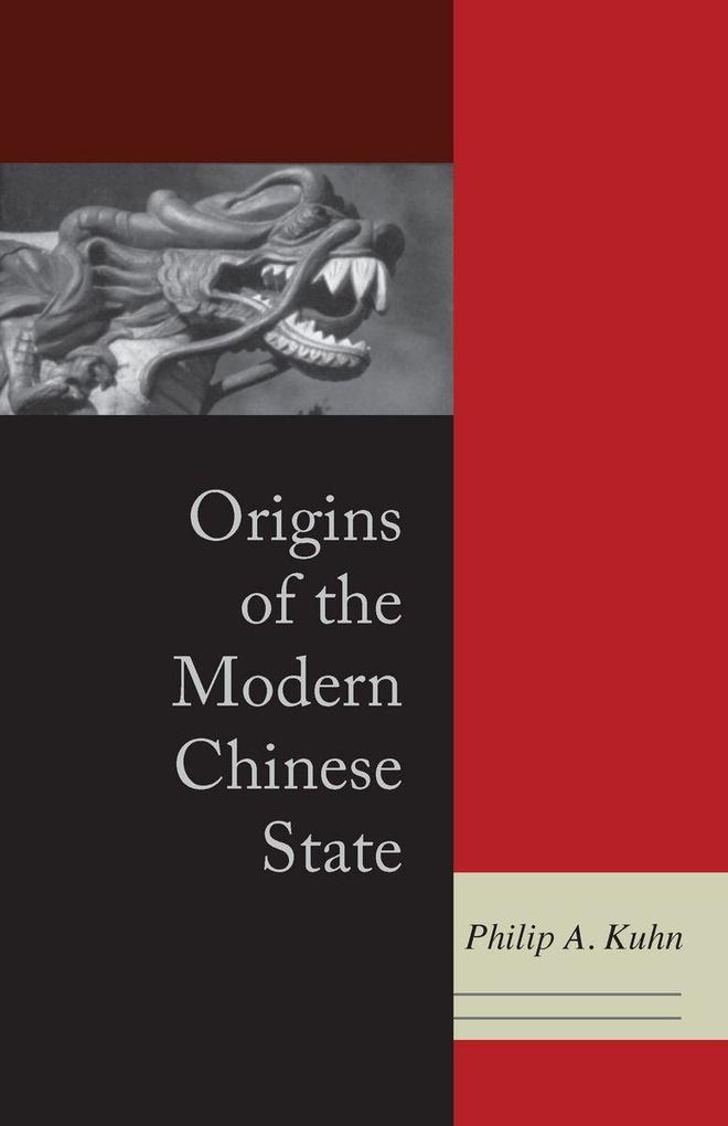 Origins of the Modern Chinese State als Taschenbuch