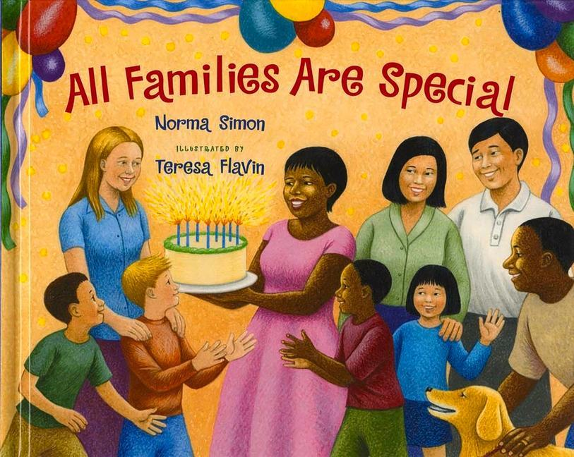 All Families Are Special als Buch