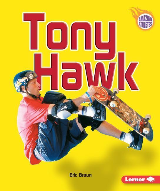 Tony Hawk als Taschenbuch