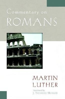 Commentary on Romans als Taschenbuch