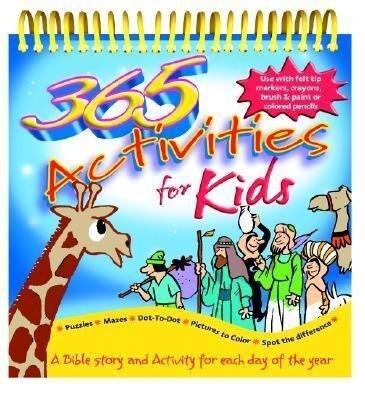 365 Activities for Kids als Taschenbuch