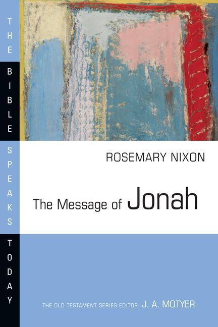 The Message of Jonah: Presence in the Storm als Taschenbuch
