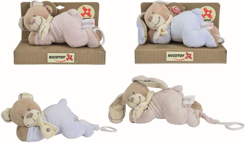Image of Nicotoy Baby Musik Spieluhr Cuddles