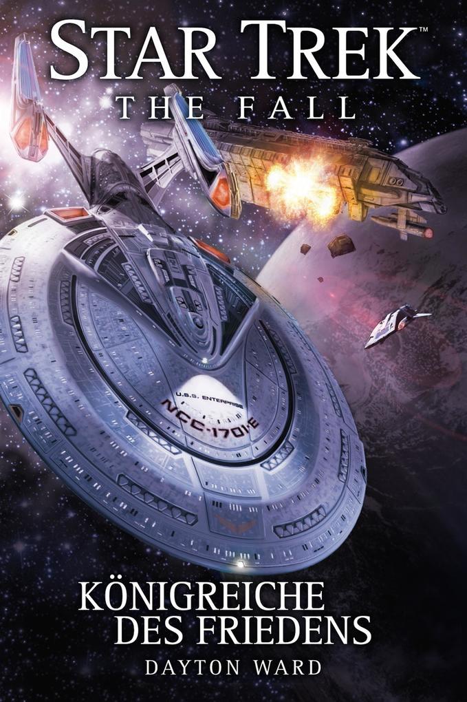 Star Trek - The Fall 5: Königreiche des Friedens als eBook