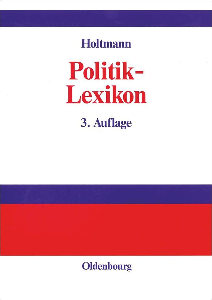 Politik-Lexikon als eBook Download von