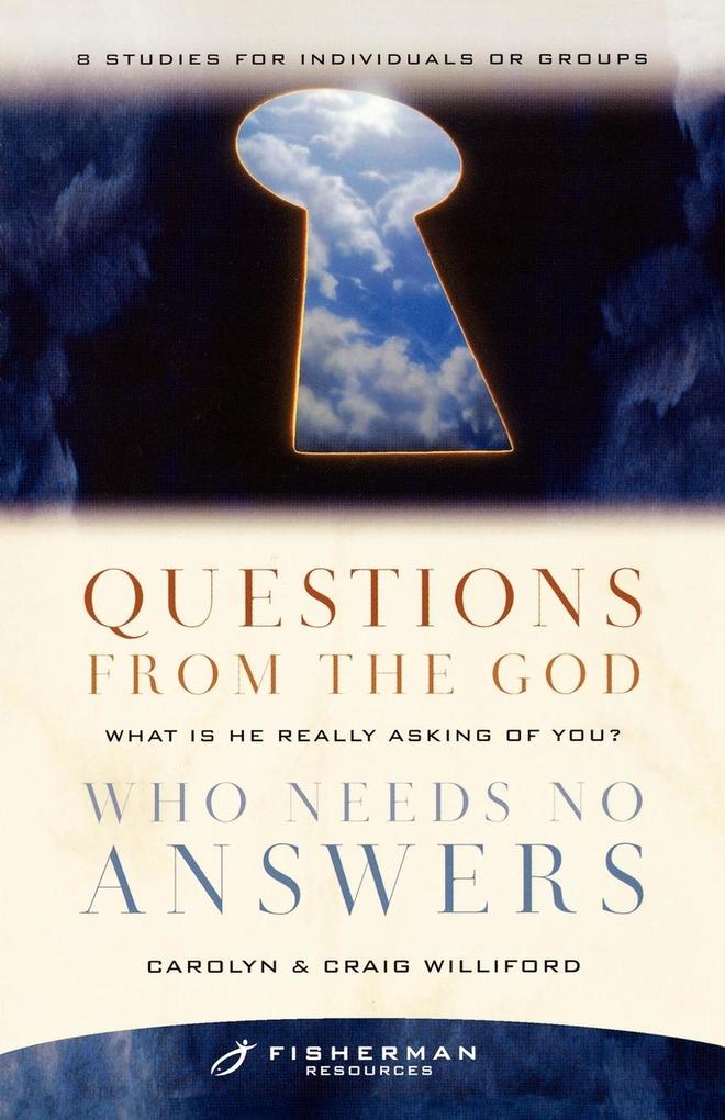 Questions from the God Who Needs No Answers als Taschenbuch