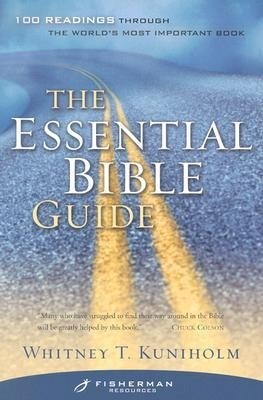 The Essential Bible Guide: 100 Readings Through the World's Most Important Book als Taschenbuch