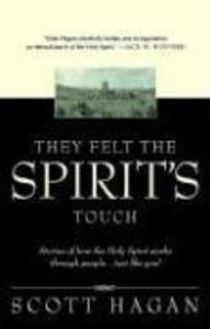 They Felt the Spirit's Touch als Taschenbuch