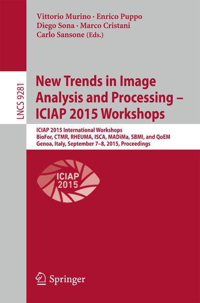 New Trends in Image Analysis and Processing -- ...