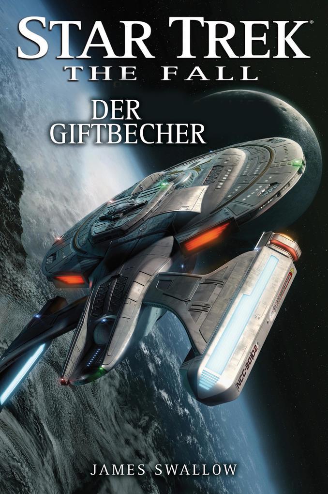 Star Trek - The Fall 4: Der Giftbecher als eBook