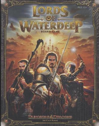 Lords of Waterdeep (Spiel) als sonstige Artikel