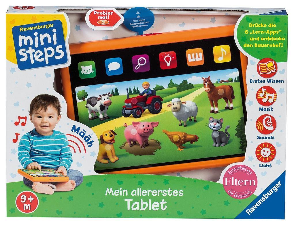 Ravensburger Spiel - ministeps - Mein allererstes Tablet als sonstige Artikel