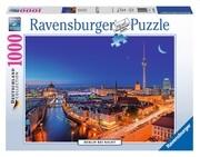 Ravensburger 19455 Berlin bei Nacht, 1000 Teile Puzzle