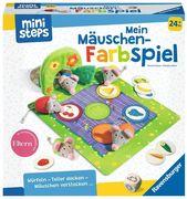 Ravensburger Spiel - ministeps - Mein Mäuschen-Farbspiel