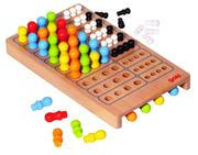 Brettspiel Master Logic, goki basic.