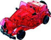 HCM Kinzel - Crystal Puzzle - Oldtimer rot