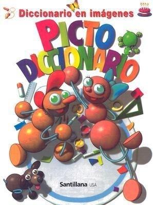 Pictodiccionario: Diccionario en Imagenes als Buch